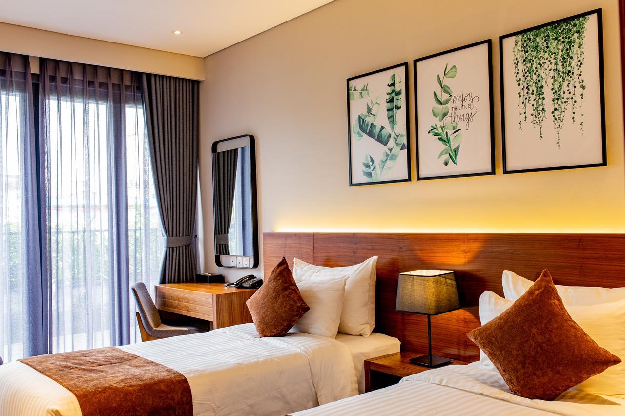 Công trình khách sạn Orchid Phú Mỹ Hưng