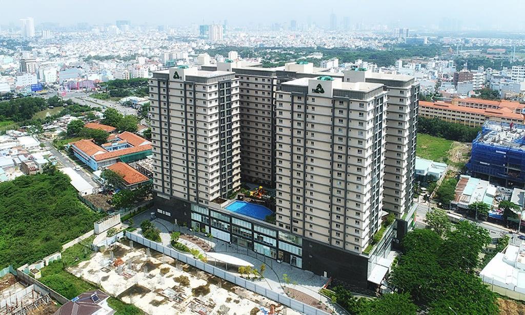 Construction Interior Finishing Of 10 Apartments Of Docklands Saigon