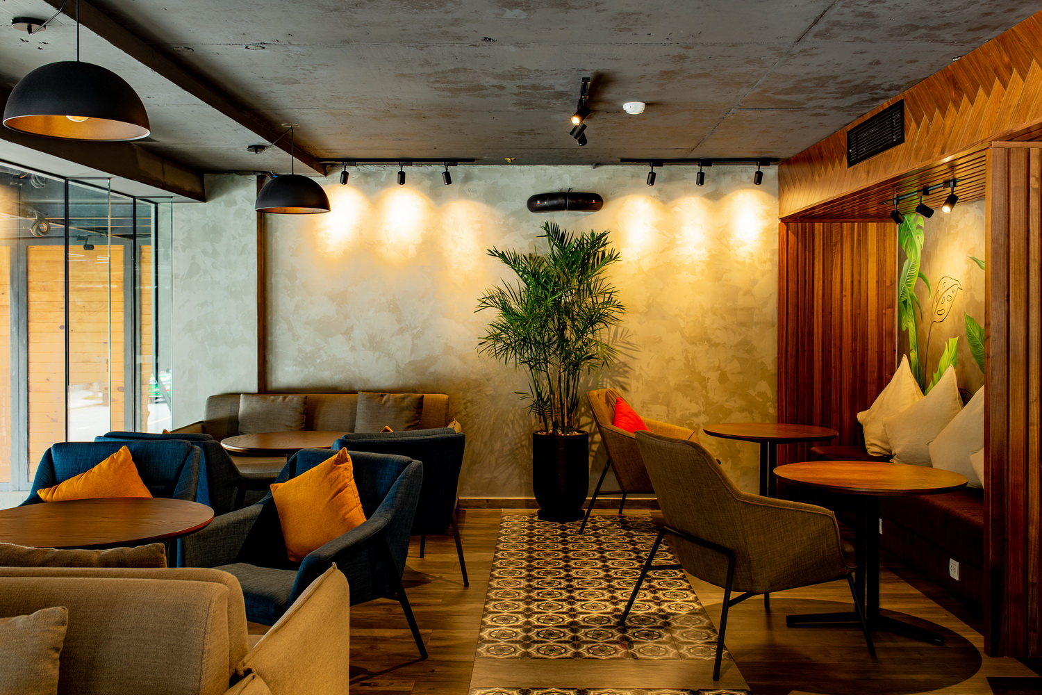 Orchid Restaurant Project in Phu My Hung