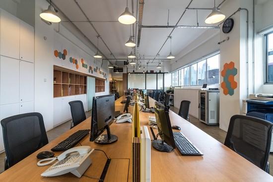 Thi công văn phòng làm việc tầng 9 thuộc Tòa Nhà HD Bank, Số 25bis Nguyễn Thị Minh Khai, Quận 1