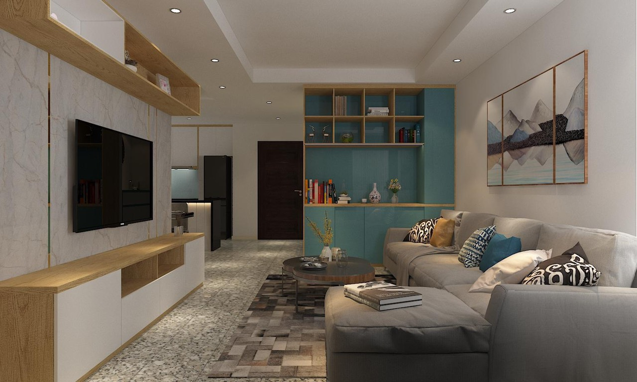 Dragon Hill apartment project in Nha Be