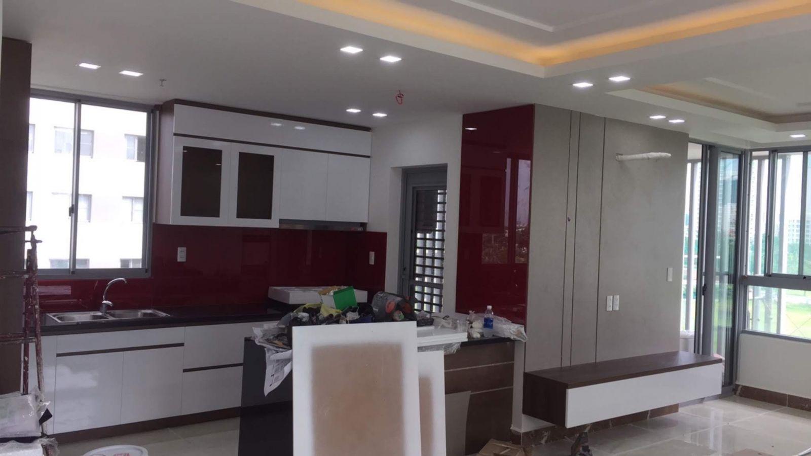 Công trình chung cư Phú Mỹ Hưng